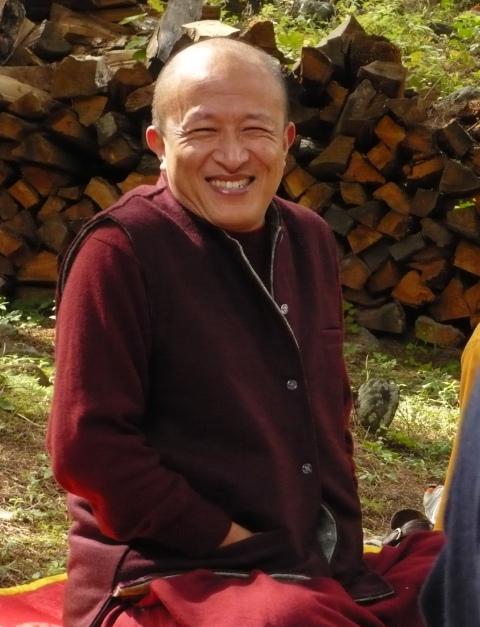 Dzongsar Jamyang Khyentse Rimpoche